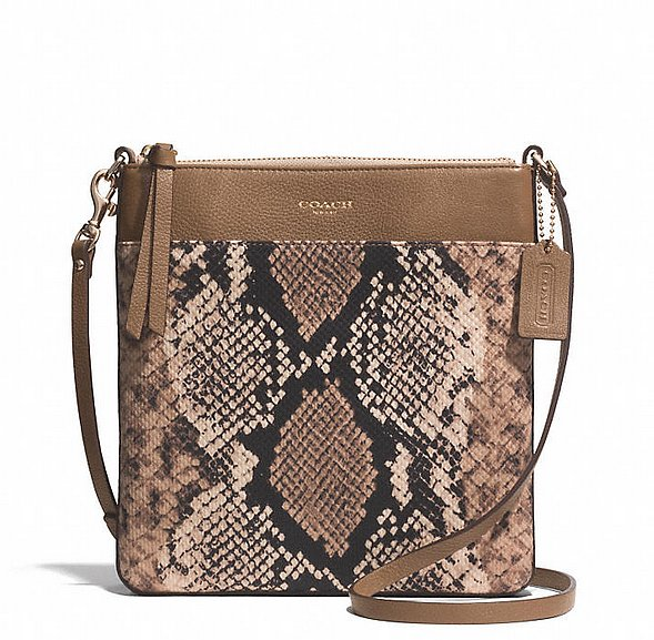 Coach Bleecker Swingback Crossbody
