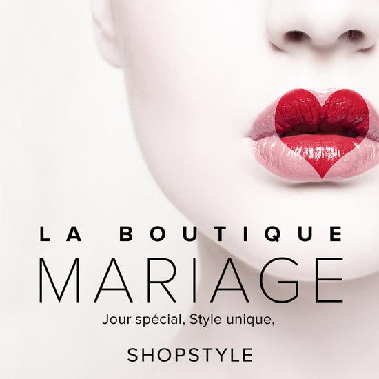Spécial Mariage La Boutique du Mariage