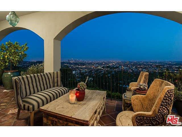 Imagine having a nightcap on this terrace. Source: Coldwell Banker