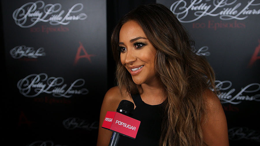 "Shay Mitchell: ""Emison Is Kind of a Big Deal"""