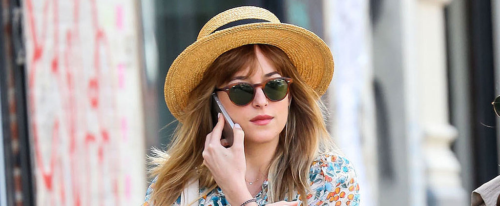 We Like Dakota Johnson Even Better Off Set