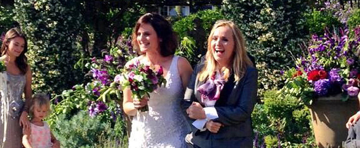 See Melissa Etheridge's Sweet Wedding Photos!