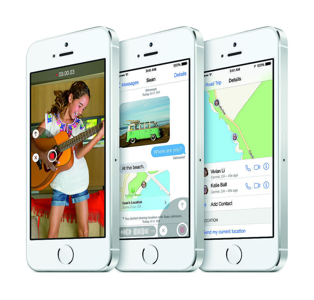 iOS 8 Solves Group Texting Problems and More