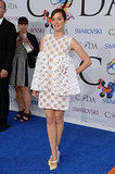 Marion Cotillard at the 2014 CFDA Awards
