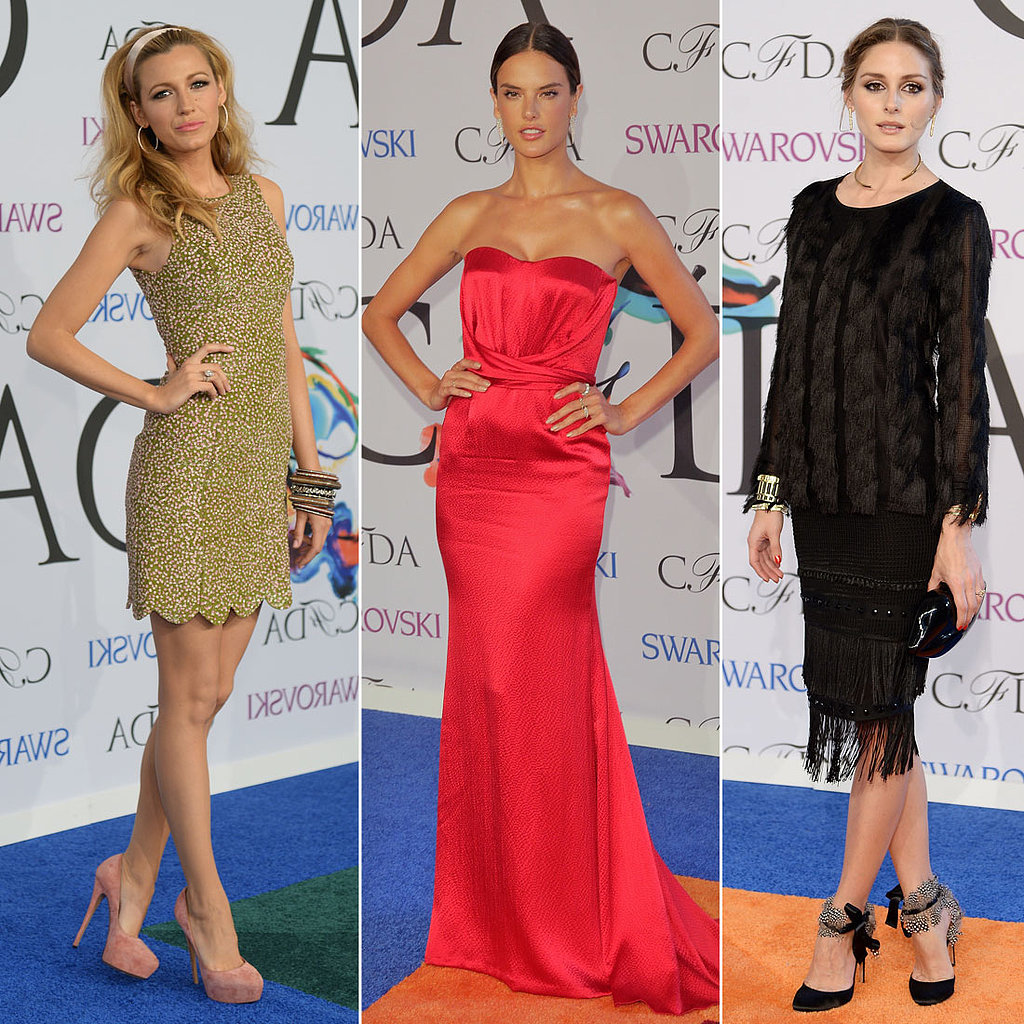 Can You Handle All the Fashion on the CFDA Awards Red Carpet?