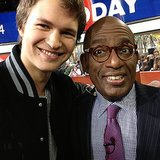 He takes photos with Al Roker every time he sees him.
