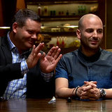 Steven Squirts Judges in Pressure Test on MasterChef: Video