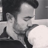 Kevin Jonas and Alena