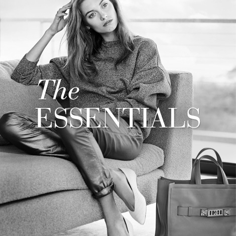 Shop the classics Wardrobe Essentials from N-a-P