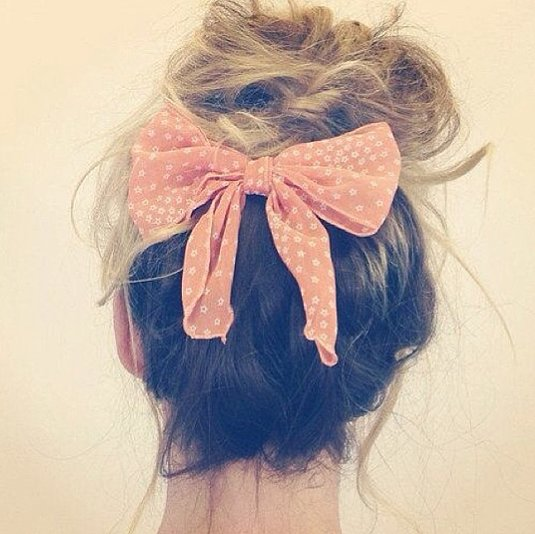 Whimsical Bun