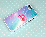 If you're a die-hard SNL fan, then this laser cat case ($23) is the ultimate way to dress your phone.