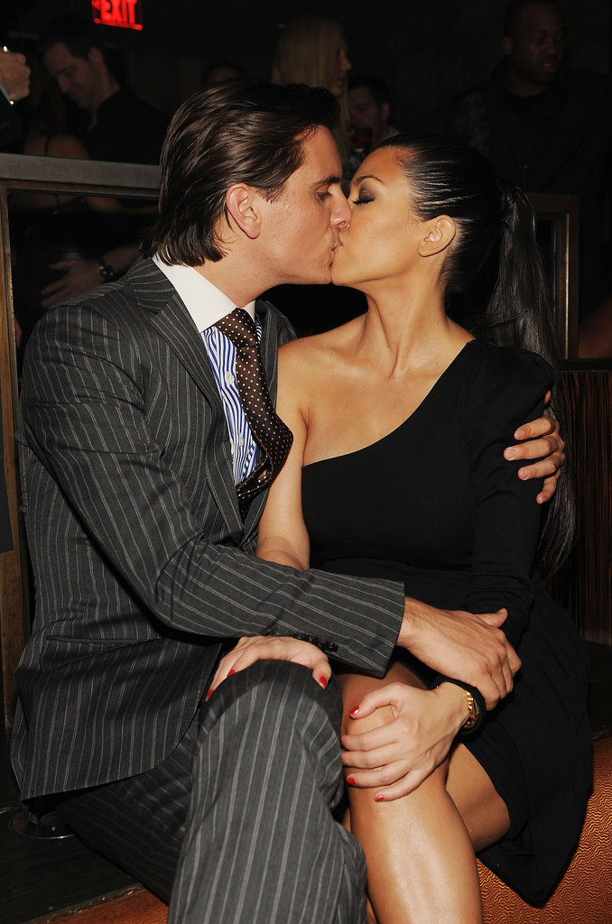 Later in 2010, Scott popped the question to Kourtney during a night out in NYC while she was filming her spinoff, Kourtney and Kim Take New York. Kourtney rejected Scott's proposal, saying that she wasn't ready  for marriage just yet. Despite the rejected marriage proposal, Scott and Kourtney stayed together.