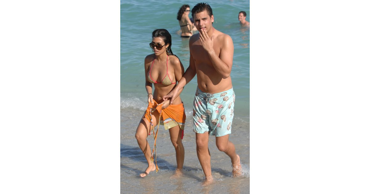 ... People Are Saying That Scott Disick Is Dating an 18-Year-Old Model