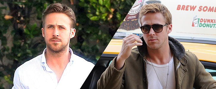 Candid Ryan Gosling Might Be the Hottest Ryan Gosling
