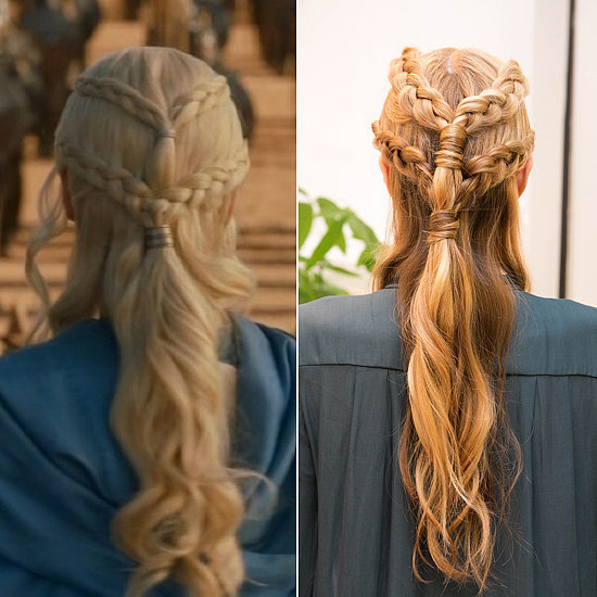 Game of Thrones Braid Tutorial