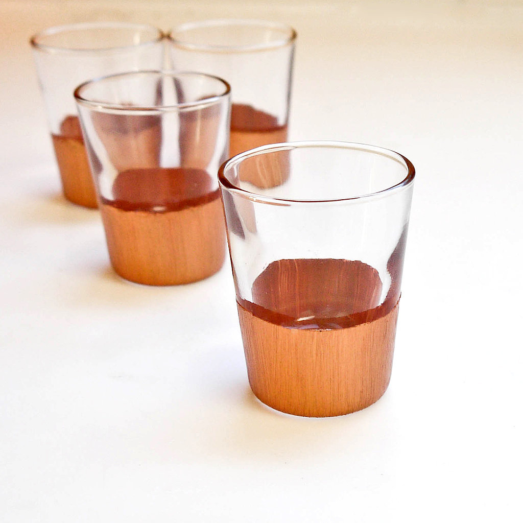 Dipped Shot Glass