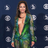 Jennifer Lopez Re-Creates 2000 Versace Dress in the Bronx