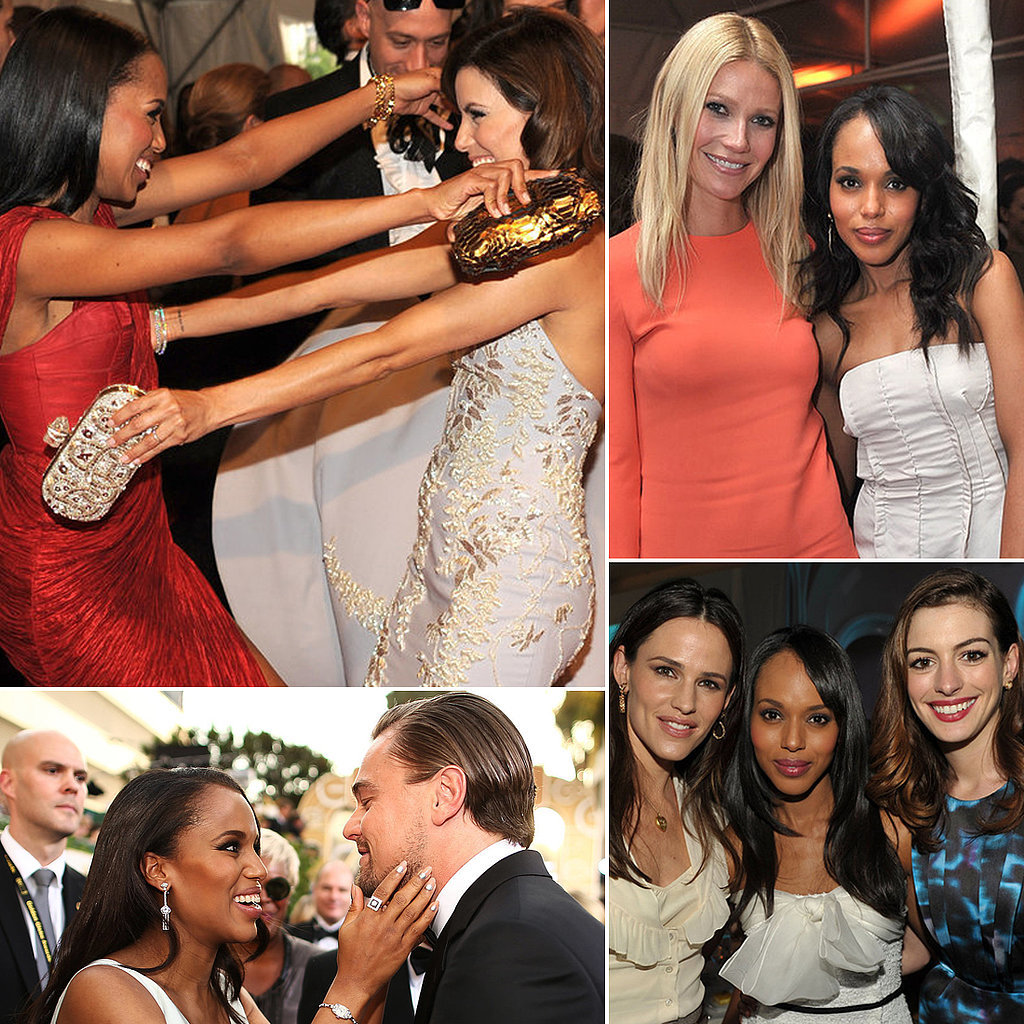 Kerry Washington Is Everyone's Best Friend