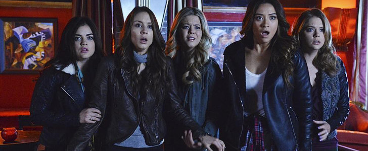 "Quiz: Are You ""A"" From Pretty Little Liars?"