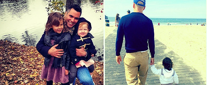 The Sweetest Celebrity Dad Moments