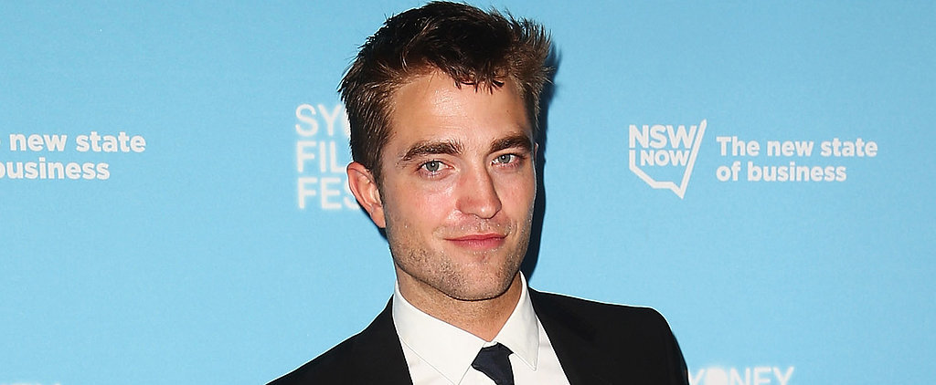 The Best Cure For a Cold Winter Is Hot Robert Pattinson