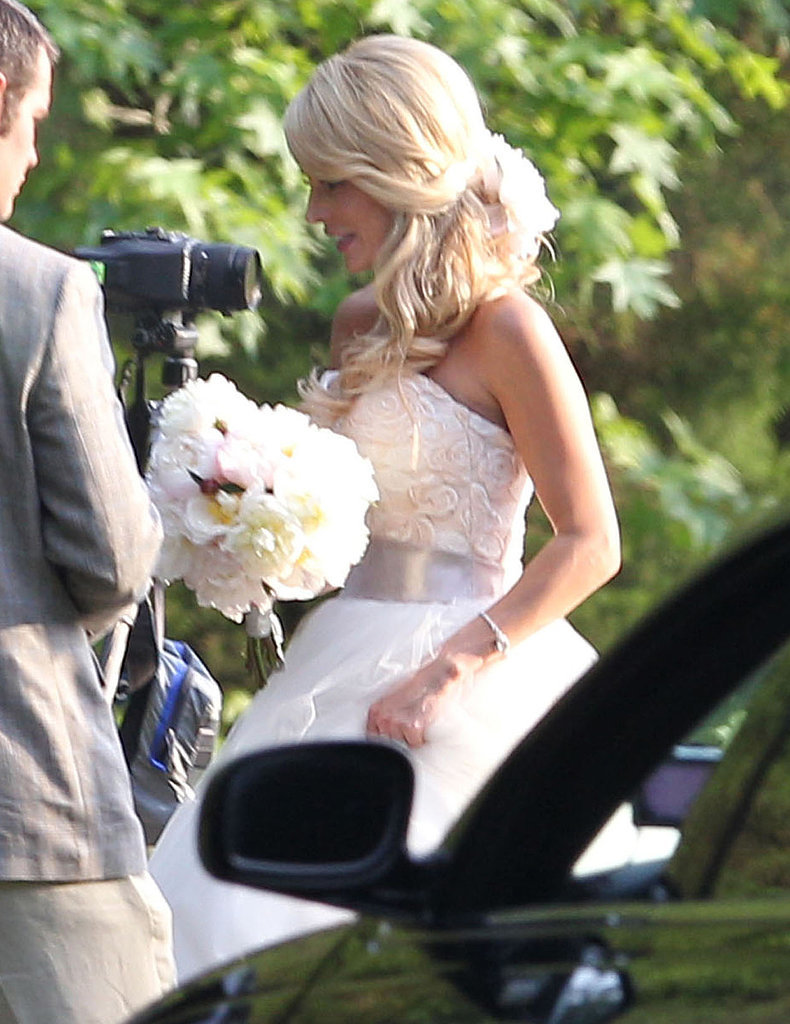Emily Maynard Is Married — See Her Dress!