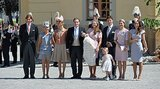 Sweden's Royal Family Celebrates Princess Leonore's Baptism