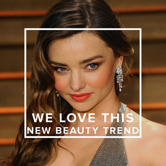 The New Beauty Trend That Has All of Us Talking
