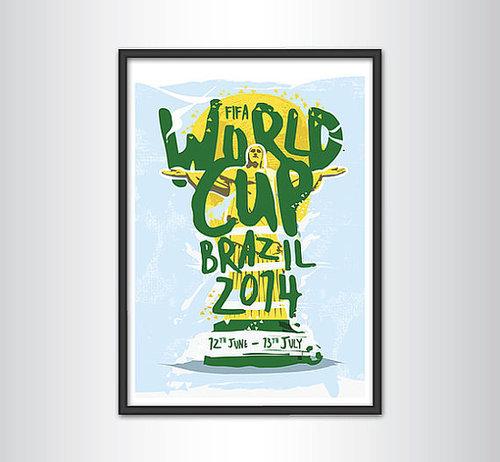 World Cup Wall Art