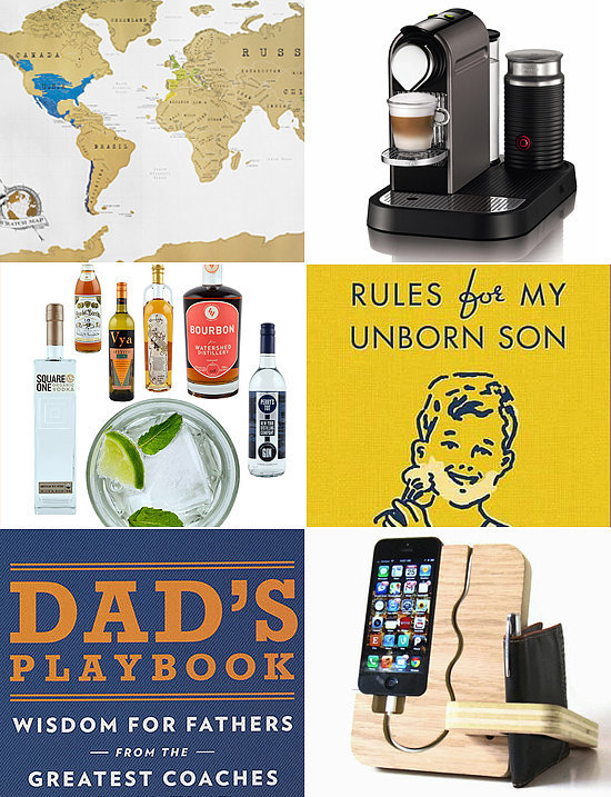 First Father's Day Gifts For New and Expectant Dads