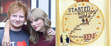 The Drake-Inspired Needlepoint Taylor Swift Gave Ed Sheeran