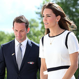 Kate Middleton Attends America's Cup Event With Ben Ainslie