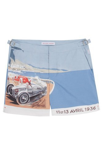 Orlebar Brown Monaco 1936 Swim Short