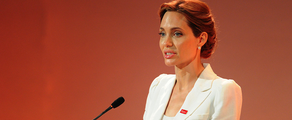 What Has Angelina Been Up to Since Maleficent?