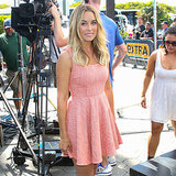 Lauren Conrad Pink Dress