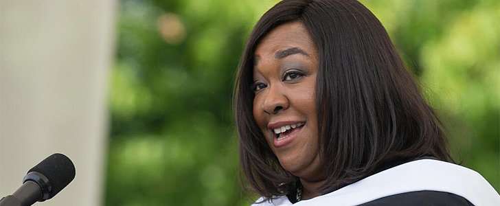 Shonda Rhimes Delivers the Most Insightful, Quotable Graduation Speech