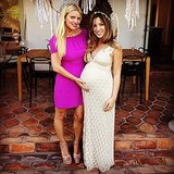 Jessica Simpson celebrated her friend Lauren Zima's baby shower. Source: Instagram user jessicasimpson