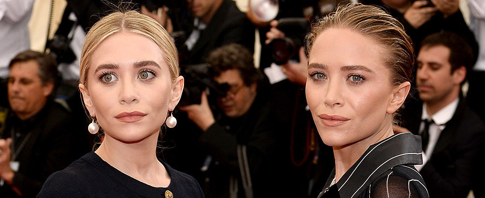 Beauty Spotlight: Mary-Kate and Ashley Olsen's Understated Style