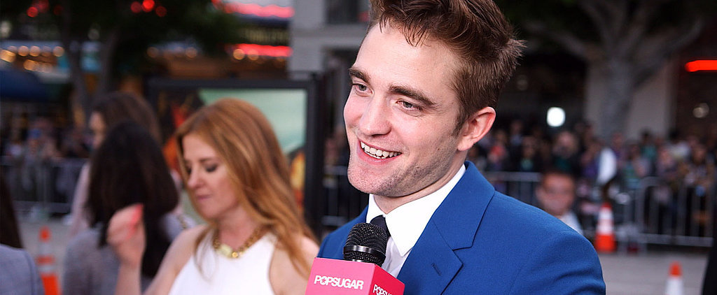 Robert Pattinson Shares His Apocalypse Survival Strategy: Save Nothing!