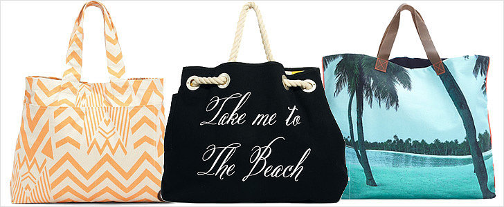 These Bags Are Begging to Be Taken to the Beach