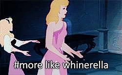 Sleeping Beauty on Cinderella