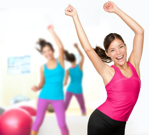 Popular Workout Classes 2014