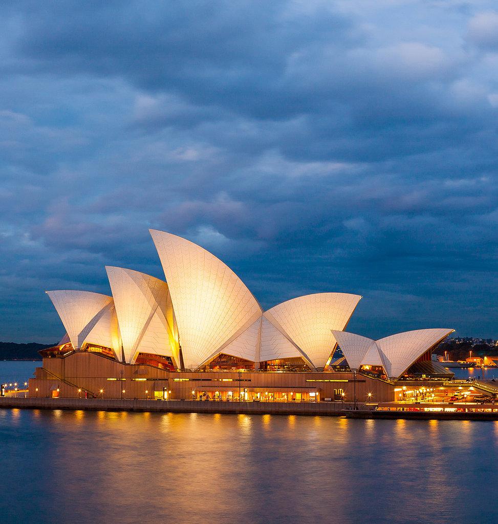 Go to the Opera in Sydney