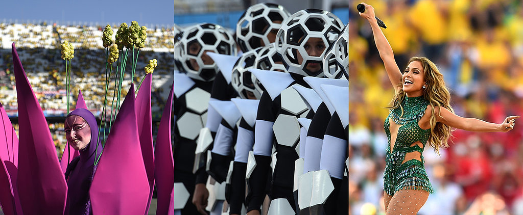 All the Best Pictures From Brazil's World Cup Opening Ceremony