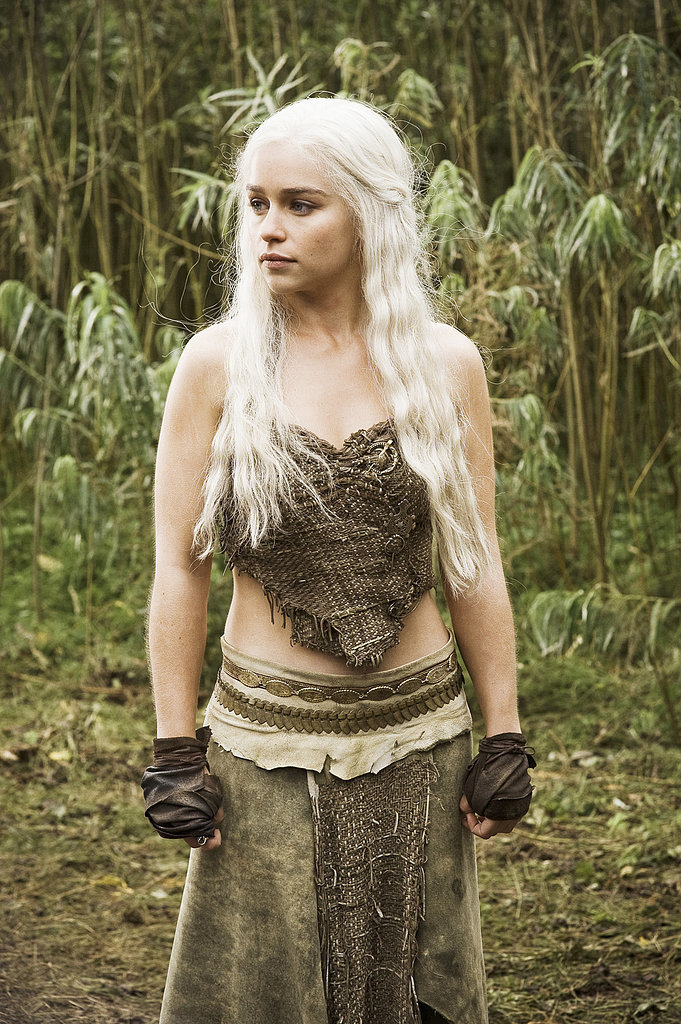 Daenerys Targaryen, Season One