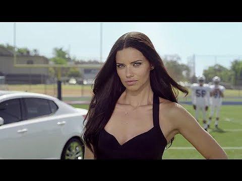 Kia Featuring Adriana Lima