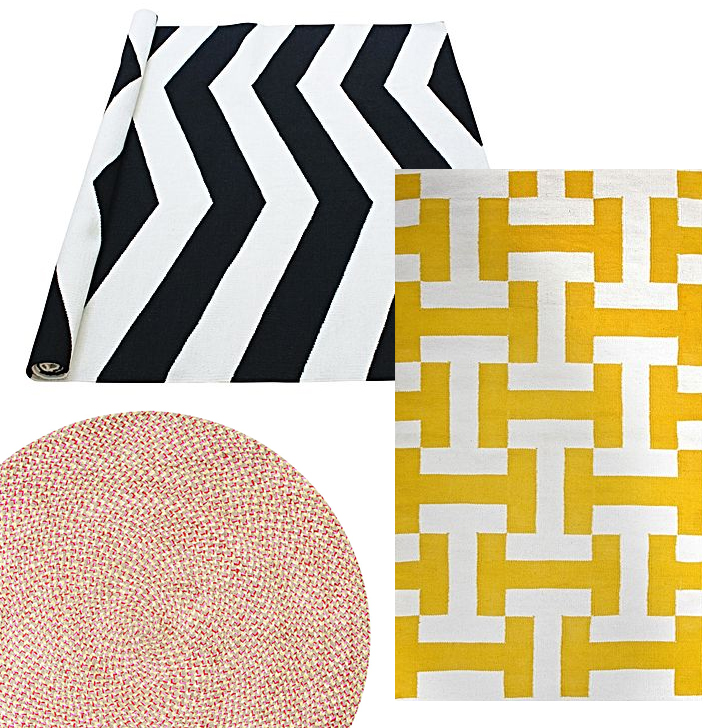Editor's Picks Room-Changing Rugs Under $1,000