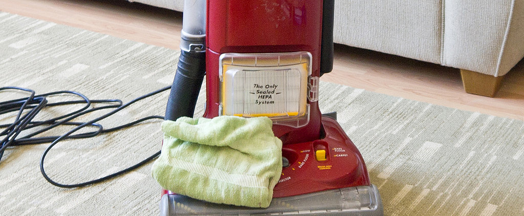 Clean the Vacuum — the Ultimate Household Cleaning Tool