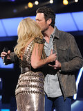 Blake Shelton and Miranda Lambert Hardly Ever Keep Their Hands Off Each Other