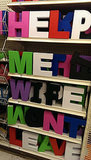 """In a Michaels Craft Store"" Source: Reddit user  lovinglogs via Imgur"